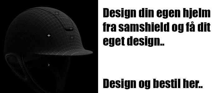 Design din nye Samshield