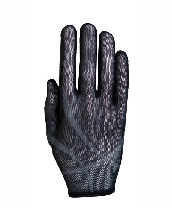Roeckl handsker Laila Suntan Sort