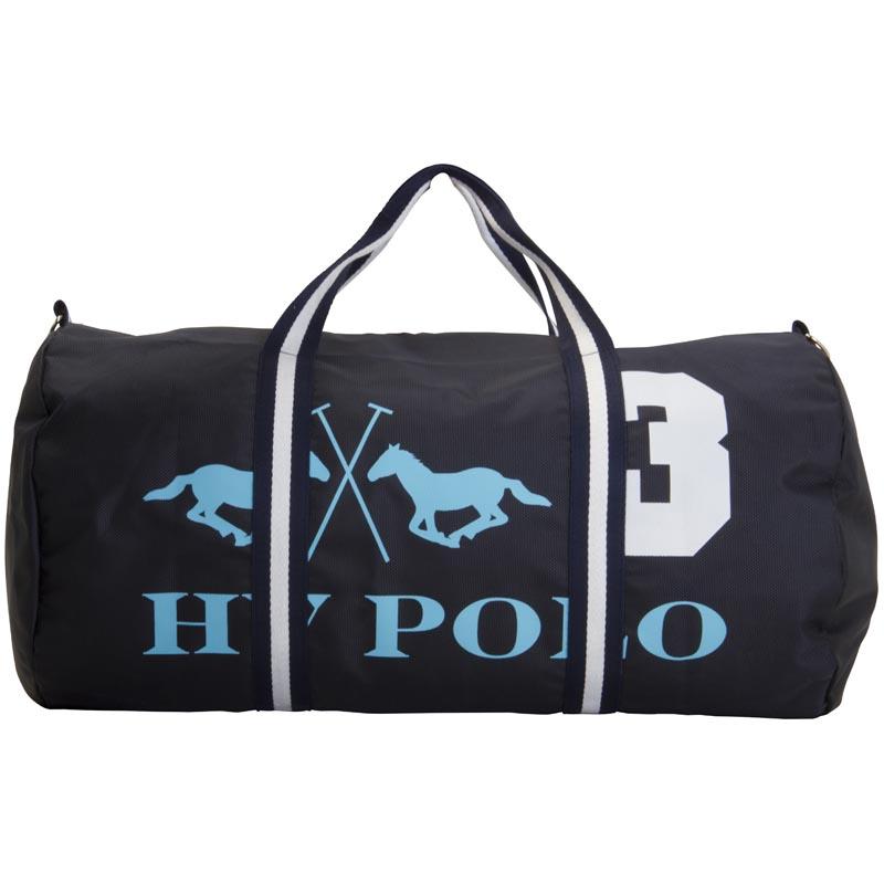 Hv Polo taske i sort og navy