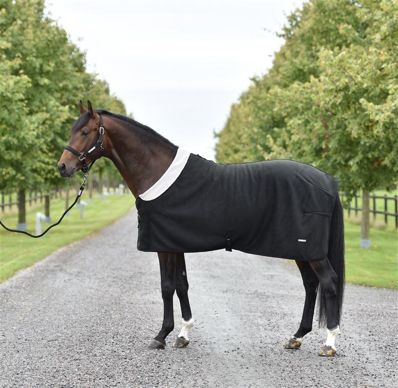 Billede af RBH fleecedækken til hele året sort
