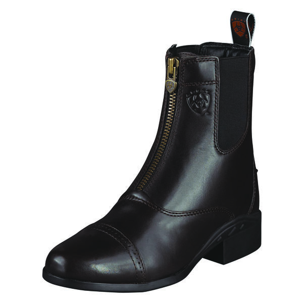 Ariat jodhpur støvler Heritage IV Zip Paddock brun