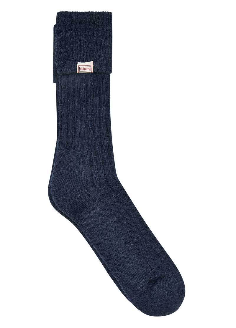 Image of   Dubarry strømper Alpaca navy