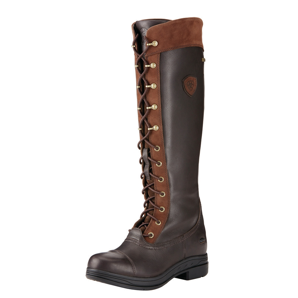 Image of   Ariat Coniston Pro ridestøvler GTX brun
