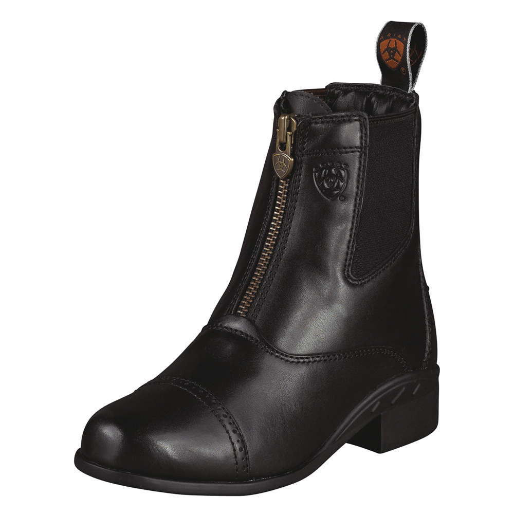 Ariat støvler Devon III Zip i sort