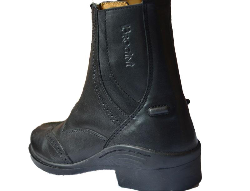 Billede af Brogini jodhpur støvler Epsom sort