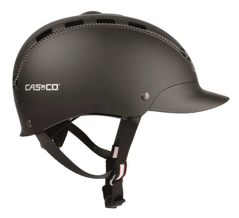 Image of   Casco ridehjelm Passion sort