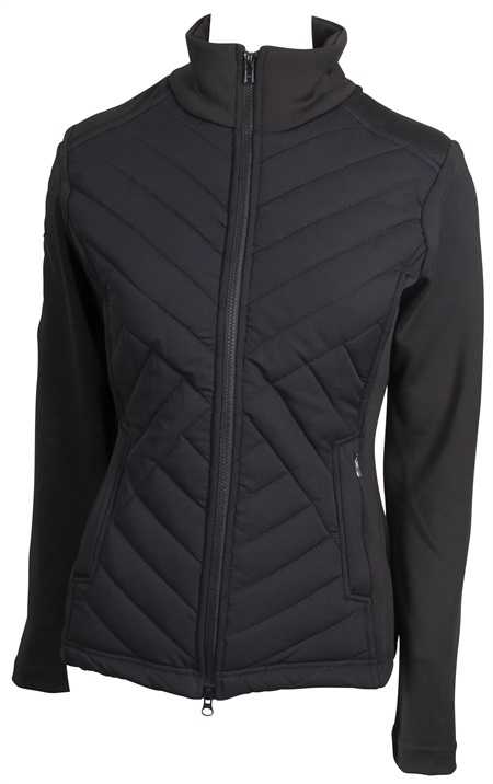 Image of   Catago softshell jakke Classic sort