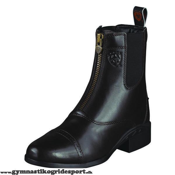 1b0eb9650df9 Ariat jodhpur støvler Heritage IV Zip Paddock brun til en billig ...