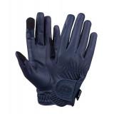 Fair play handsker navy med glimmer