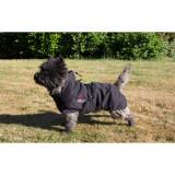 Catago Fir tech hundedækken sort