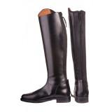 HKM læderstøvler voksne Rimini sort