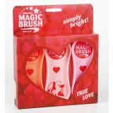 Magic brush 3-pack