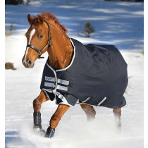 Amigo ponydækken uden hals Navy