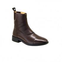 Bronco jodhpur støvler med lynlås mørkebrun