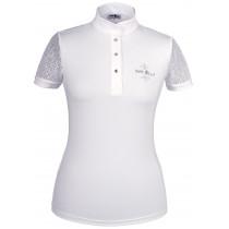 Fair play stævne shirt Cecile hvid front