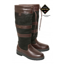 Dubarry Galway sort og brun