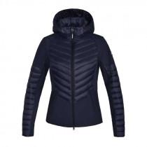 Kingsland jakke Hybrid jakke ladies navy
