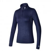 Kingsland shirt Acacia navy front