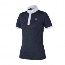 Kingsland stævne shirt florrie navy front