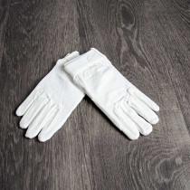 Non-slip handsker hvid