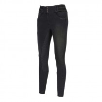 Pikeur Candela ridebukser jeans full grip front