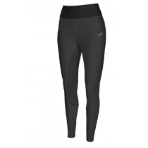 Pikeur ridetights Hanne softshell sort set forfra