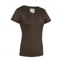 Samshield shirt Axelle Kaki front