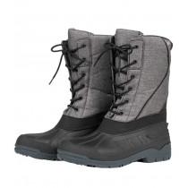 Staldstøvler sort og grå