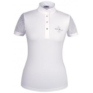 Fair play stævne shirt Cecile hvid