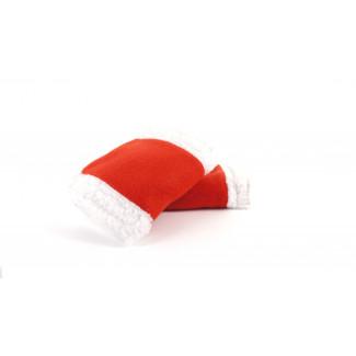 Jule Gamacher i rød