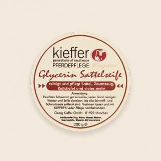 Kieffer Sadelsæbe
