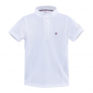 Kingsland stævne shirt hvid børn