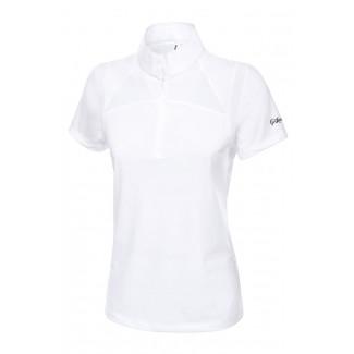 Pikeur stævne tshirt hvid