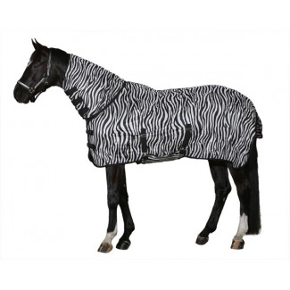 HorseGuard Zebra insektdækken