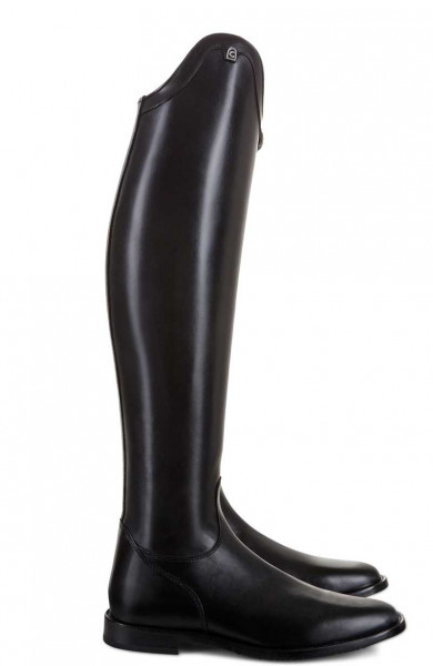 Cavallo læderstøvler Insignis Slim sort