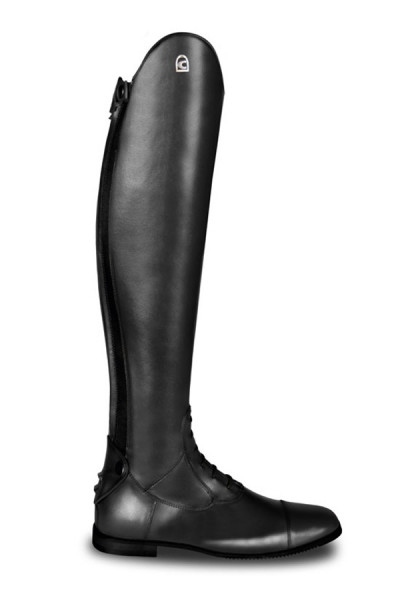 Cavallo spring læderridestøvler Signature sort
