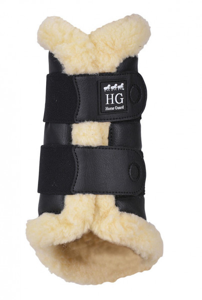 Horseguard gamacher Fur sort