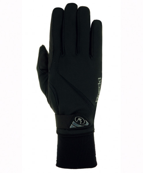 Roeckl handsker vinter Wismar sort