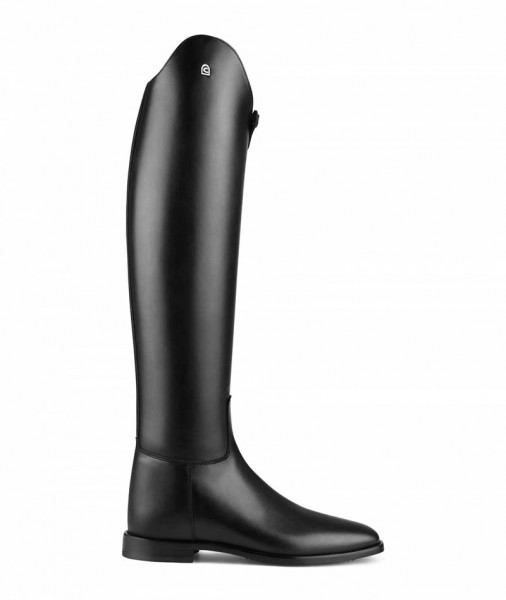 Cavallo læderstøvler Grand Prix Pro sort