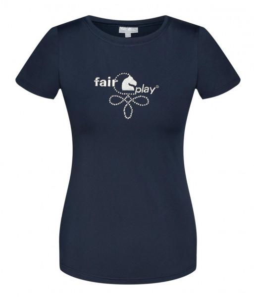 Fair Play T-shirt Maya navy
