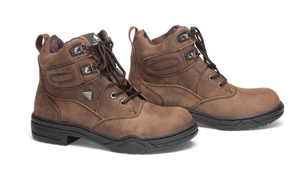 Mountain Horse Rider Classic støvle brun