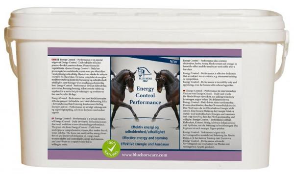 Energy Control Performance fra Blue hors 2,8 kg