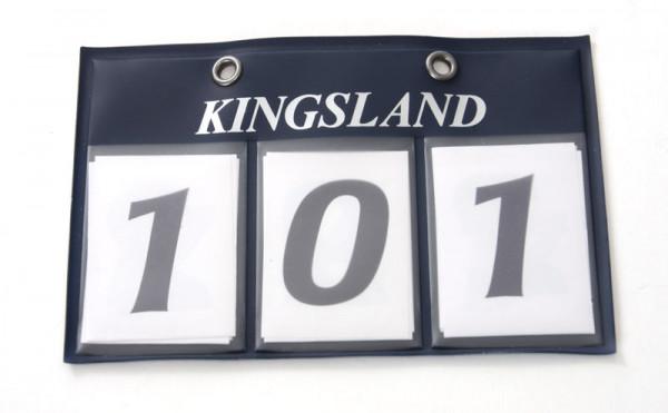 Stævnenummer fra Kingsland