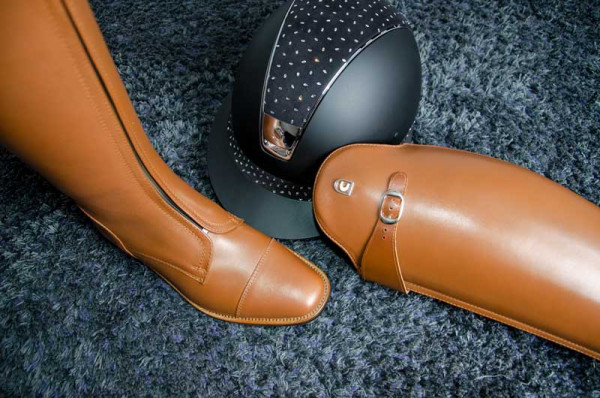 Cavallo læderstøvler Polo Novellus Hazel