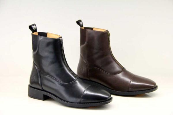 Bronco jodhpur støvler med lynlås sort