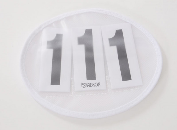 Stævnenummer fra Eskadron