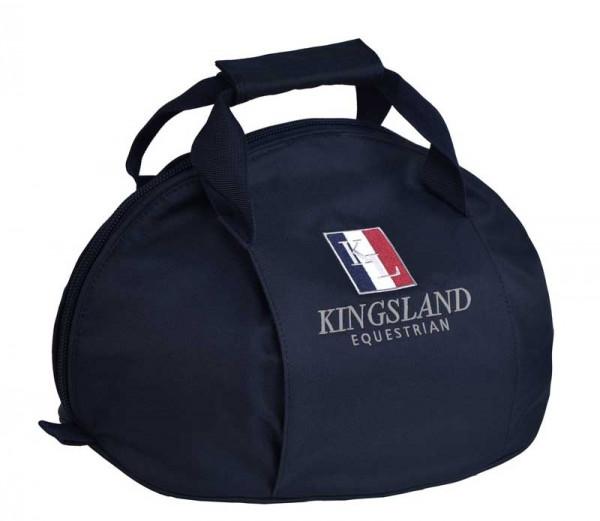 Kingsland Classic hjelmtaske navy