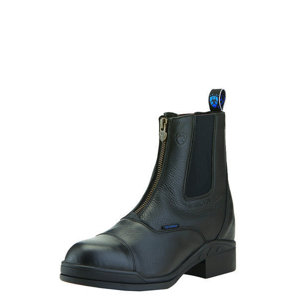Ariat jodhpur støvler Heritage II Steel sort