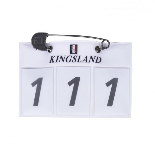 Kingsland stævnenummer Hvid
