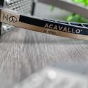 Acavallo sikkerhedsbøjler Arena Titanium detalje